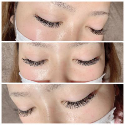 Single lashDcurl/0.15/9㎜.10㎜.11㎜.12㎜/200本